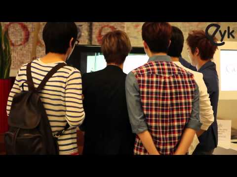 Our Interview with MBLAQ - Behind the Scenes