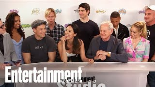 DC's Legends Of Tomorrow Reveal New Character, Season 3 Details   SDCC 2017   Entertainment Weekly