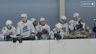 Команда «Тайфун» провела мастер-класс для молодых артёмовских хоккеистов