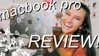 """macbook pro 13"""" review and update video!"""