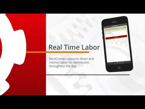 AssetWorks WorkCenter App