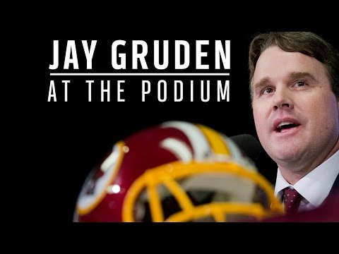 Head Coach Jay Gruden Post Practice Press Conference: 12/18/14