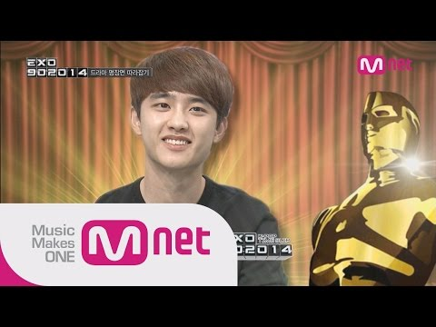 Mnet [EXO 902014] Ep.08 : 연기돌 디오, 사극까지 접수?