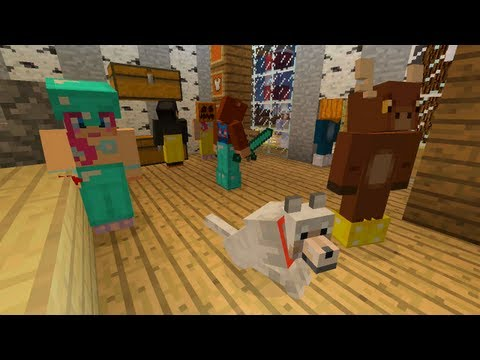 Minecraft Xbox - Slippery Shoplifter [105] - Smashpipe Games