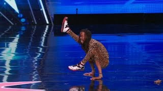 America's Got Talent 2015 S10E06 Quick Feats of Strength and Acrobatics