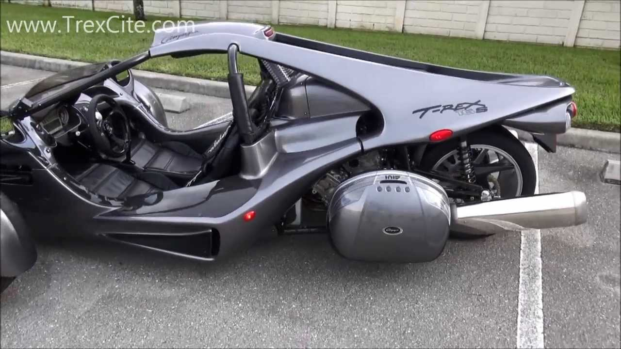 The ALL NEW T-rex 16S with BMW 1600cc Motor @ www.TrexCite ...