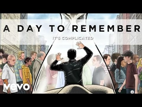 It's Complicated by A Day To Remember