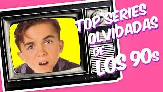 📺 ¡9 Series un poco Olvidadas de los 90! ¡Top Nostálgico!