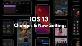 Top New iOS 13 Features and Changes - Tube Review