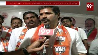 Vangaveeti Narendra Joins BJP: F 2 F Over Chandrababu Poli..