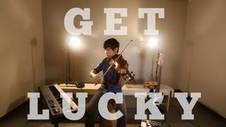 Get Lucky - Violin x Magic Cover