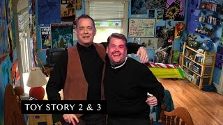 Every Tom Hanks Movie in 8 Minutes (with Tom Hanks and James Corden)
