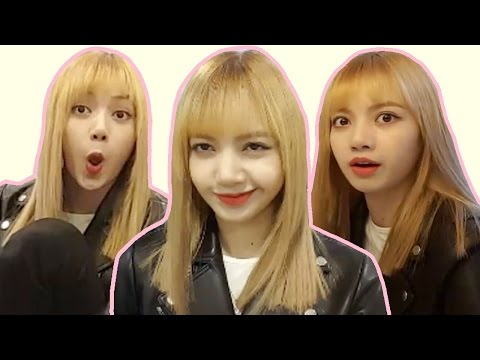BLACKPINK LISA BEING EXTRA Compilation