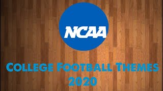 All Current College Football Themes!