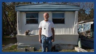 Trailer park millionaires | Guardian Features