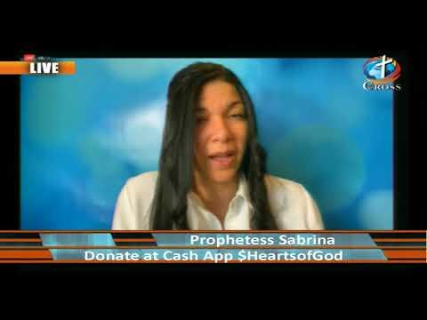 Prophetess Sabrina M. Evans ( it's Supernatural it's Real ) 02-05-2020