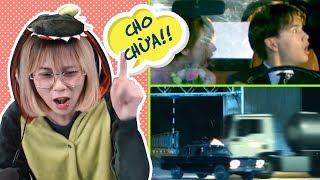 Misthy : Đừng hôn nhau khi lái xe !! || Reaction - Trong Trí Nhớ Của Anh - Nguyễn Trần Trung Quân
