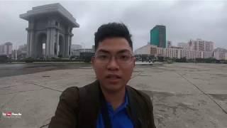 Khám Phá Triều Tiên (P2) Lo Sợ Khi Ra Đường   PHONG BỤI