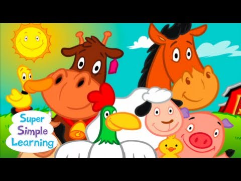 Good Morning, Mr. Rooster | Super Simple Songs - YouTube