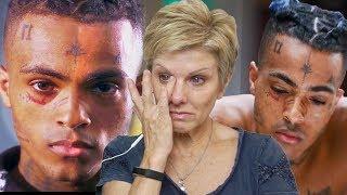 Mom REACTS to XXXTENTACION - SAD! (Official Music Video)
