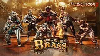 Back & Kickin' Brass Trailer preview image