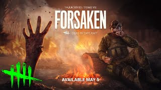 Dead by Daylight | Tome VII: FORSAKEN Reveal Trailer Reaction