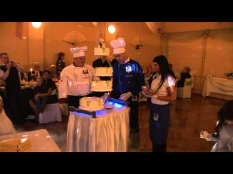Tort weselny wjazd na sale █▬█ █ ▀█▀    ,█▬█ █ ▀█▀