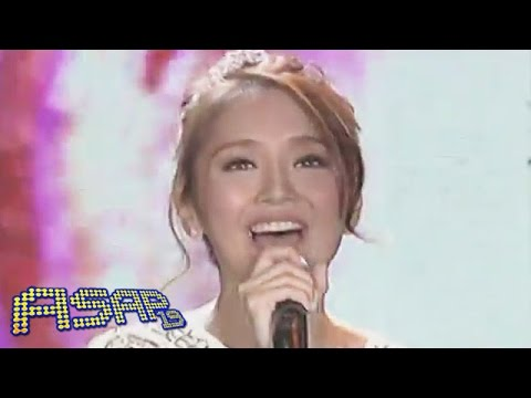Kathryn Bernardo sings 'Blank Space' on ASAP