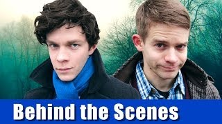 Sherlock the Musical - BEHIND THE SCENES