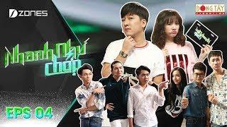 Nhanh Như Chớp | Tập 4 Full: BB Trần Hải Triều Minh Dự Khẳng Định Trường Giang Đội Tóc Giả