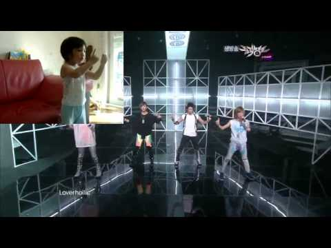 YOOGEUN DANCING TO LUCIFER