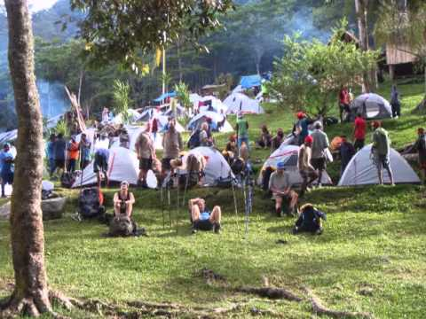 Kokoda 2008 Part 2