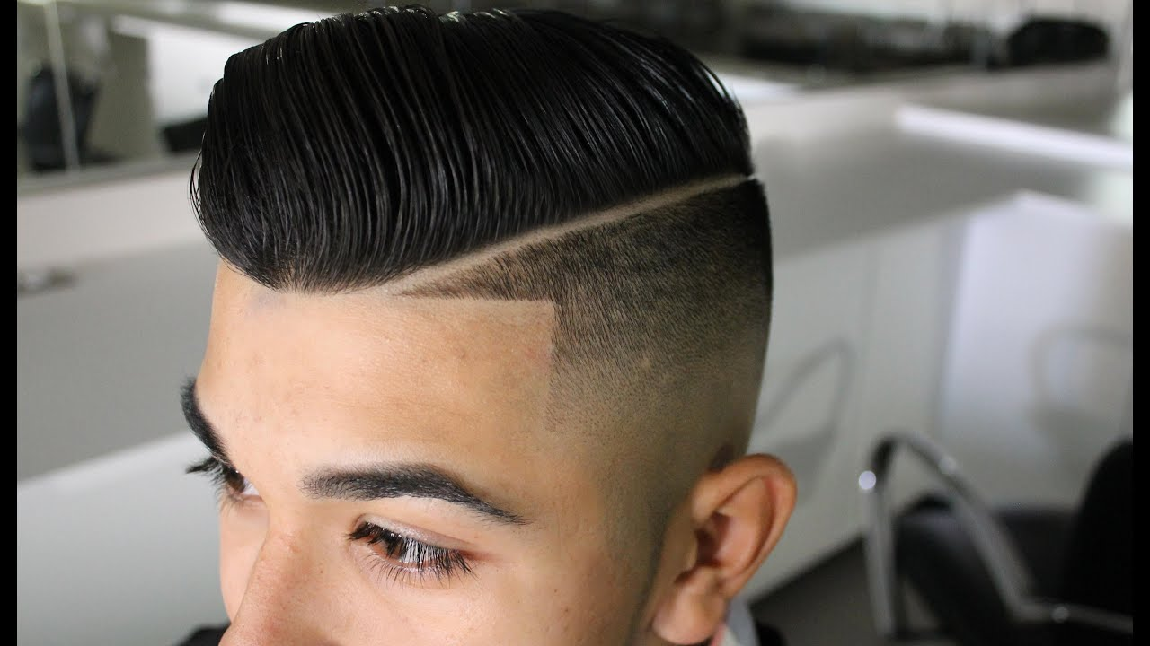 Combover With Bald Fade With Marionevjr Featuring