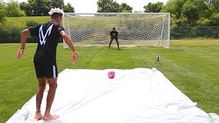 SLIP 'N SLIDE PENALTY CHALLENGE