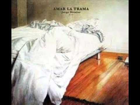 Jorge Drexler, Amar la Trama (full album)