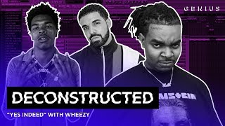 """The Making Of Lil Baby & Drake's """"Yes Indeed"""" With Wheezy 