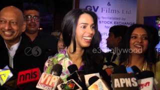 Mallika Sherawat Speech@GV Films Limited GVFL's  LAUNCH OF ITS NEW WEBSITE