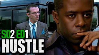 Hustle: Season 2 Episode 1 (British Drama)   GOLD RUSH   BBC   Full Episodes