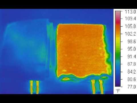 Adroit Gaymar 1hr comparison, Incubator fold test