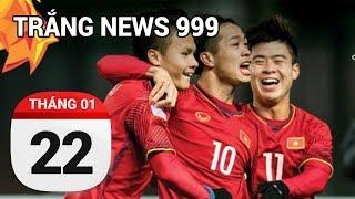 Chị em nên làm gì nếu U23 Việt Nam vô địch...|TRẮNG NEWS 999| 22/01/2018