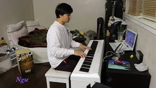 Nguoi La Oi! Piano covered by Michael...