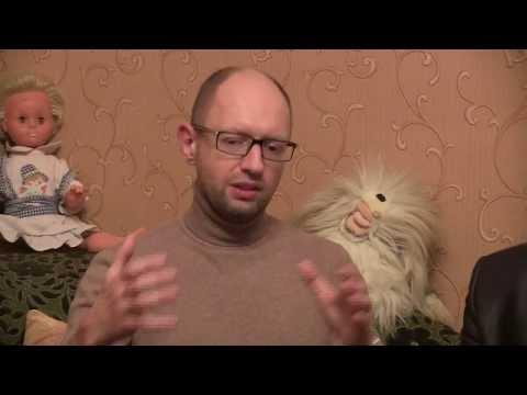 Арсеній Яценюк - про європейський досвід подолання соціальних проблем