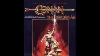 """BEST EPIC FANTASY MUSIC EVER - Complete BSO, """"Conan The Barbarian"""""""