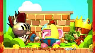 Humpty Dumpty Sat On a Wall | Kindergarten Nursery Rhymes | Cartoon Videos By Little Treeh