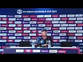 Pierre-De-Bruyn Namibia coach speaks after their victory over Ireland #T20WorldCup