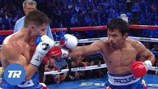Manny Pacquiao vs. Chris Algieri | ON THIS DAY FREE FIGHT | Pacquiao Knocks Algieri Down 6 Times