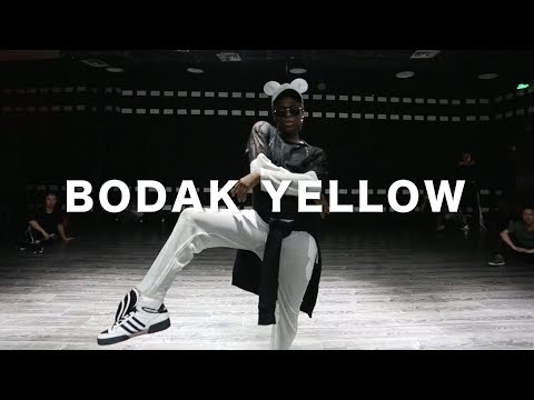 Bodak yellow - Cardi B | Jonte Moaning Choreography | GH5 Dance Studio