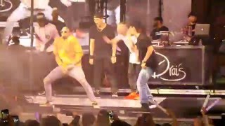Chris Brown's Dance Crew |