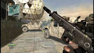 OUT OF MAP | ARKADEN | Part 3 (MW3 Wii Gameplay-Commentary