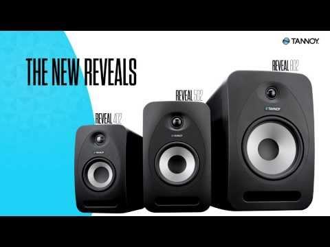 Tannoy Reveal 402 - Active Studio Monitors